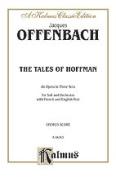 Alfred 00-K06363 OFFENBACH-TALES OF HOFFMANN-CHR SC