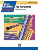 Alfred 00-24629S S 5 Note Concerto-Aoa Book