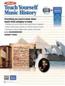 Alfred 00-40142 TEACH YRSLF MUSIC HIST-BK & CD & VCODE