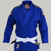 Valour Bravura BJJ GI Blue with Free White Belt