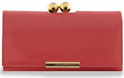 Genuine LYDC / KUKUBIRD GROSSY Metallic PVC Shiny Crystal Bubble matinee Ladies wallet, purse