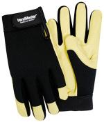 Magid Glove PGP07TM Durable Grain Pigskin Leather Palm Glove Medium
