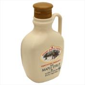 Shady Maple Farms Organic Grade A Dark Maple Syrup 950ml -Pack of 6