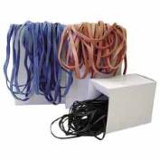 Alliance Rubber ALL07826 Rubberband- Small- 18cm .- Black