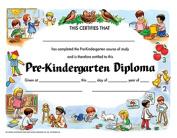 Hayes School Publishing H-VA200CL Pre-Kindergarten Diploma 30 per Pack
