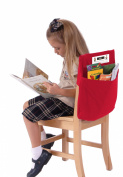 Seat Sack 10114 Standard 36cm . Seat Sack Red - Pack of 2