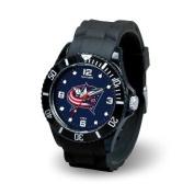 Rico Sparo WTSPI9701 NHL Columbus Blue Jackets Spirit Watch