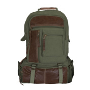 Fox Outdoor 43-770 Retro Cantabrian Excursion Rucksack - Olive Drab