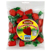 Marco Polo Strawberry Fruit Filled Candy & amp;#44; 210ml & amp;#44; - Pack of 24