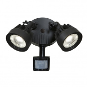 Access Lighting 20785LED-WH Guardian Wall Wet Location Security Spotlight - White