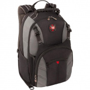 SwissGear 28016050 Swissgear Grey Sherpa Dx 41cm . Laptop Backpack With Tablet - Ereader Pocket