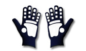Fan Hands 999622 Clap-Enhancing Gloves Navy - Youth
