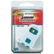 Jandorf Specialty Hardw Socket Fluorescent Fixed End 60491