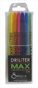 Swanson Christian Supply 41351 Highlighter Driliter 6 Asst Colours Per Pack