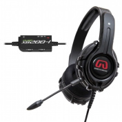 SYBA OG-AUD63082 GamesterGear Cruiser XB200-I Gaming Headset Exclusively Made for XBox 360 Game Console.