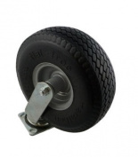 Marathon Industries 00302 25cm . Swivel Caster with Flat-Free Tyre