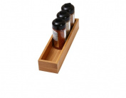 YBM Home 322 Bamboo Drawer Organiser - 3 x 9