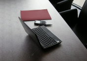 Desktex FPDE3571RA Polycarbonate Rectangular Anti-Slip Desk Protector 90cm . X 180cm .