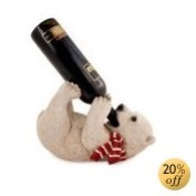 True Fabrications 3032 Cheery Cub Bottle Holder -Pack of 4