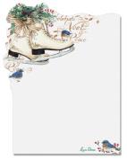 Lissom Design 28054 Sticky Notepad - WW