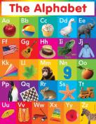 Teachers Friend TF-2506 Alphabet Chart