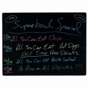 Aarco Products RB1114 Radius Design Neon Marker Board
