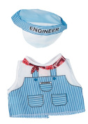 Dexter Educational Toys DEX1213 Engineer Dress Up For Dolls And Teddy Bears