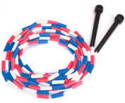 Brybelly Holdings SJMP-101 4.9m Double Dutch jump ropes with plastic segmentation