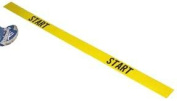 Olympia Sports GE113P 1.2m Poly Start Line - Yellow