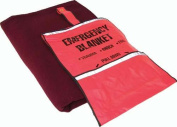 Olympia Sports SF024P Emergency Fire Blanket with Pouch