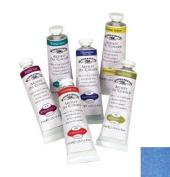 Winsor & Newton 1214667 37ml Artists Oil Colour - Ultramarine Blue Green Shade