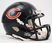 Creative Sports Enterprises Inc RD-BEARS-MR-Speed Chicago Bears Riddell Speed Mini Football Helmet