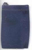 AzureGreen RV34BU 7.6cm . x 10cm . Bag Velveteen - Blue