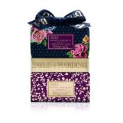 Baylis & Harding Royale Bouquet Blue Soap Set