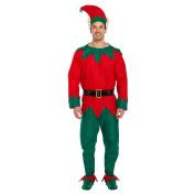 Adult Mens Elf Costume