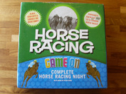 Game On - Complete Horse Racing Night DVD game