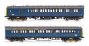 Hornby 00 Gauge Br 2-Bil NRM 2090 Train Pack