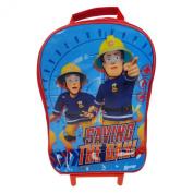 Fireman Sam Wheeled Bag