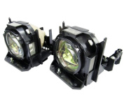 Arclyte Technologies Inc. Lamp For Panasonic Pt-d5000 - twin Pack - PL02483