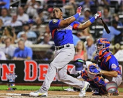 Photofile PFSAAQA23001 Yoenis Cspedes of the Oakland Athletics swinging during the 2013 MLB All Star Game Home Run Derby Sports Photo - 10 x 8