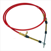 B & M CO 80604 Automatic Shifter Cable With Eyelet End 1.2m