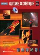 Alfred 00-40666 GUITARE ACOUSTIQUE DEBUTAN-BK & CD FR