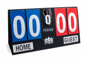 Brybelly SSKP-001 Large Deluxe Portable Scoreboard
