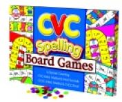 Didax Cvc Spelling Games