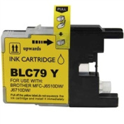 for Brother CLC79Y Compatible Yellow Ink Cartridge