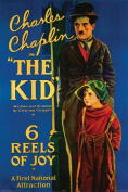 Hot Stuff Enterprise Z59-24x36-NA Charlie Chaplin the Kid Vintage Style Poster 24 x 36