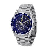 NobelWatchCo EZ 624 GU Royal Blue Multi Function Watch