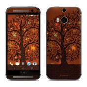 DecalGirl H0M8-TOBOOKS HTC One M8 Skin - Tree Of Books