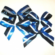 Extra Large Bow, (Stiff), Mystic, Pkg of 4, Batch M6, Made in the USA