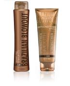 Brazilian Blowout Procare Shampoo 350ml & Masque 250ml - NEW